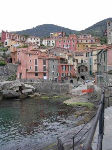 Tellaro - Vista dal Mare - Fiascherino (3129 clic)