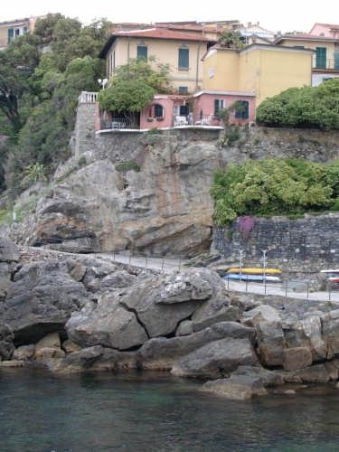 Tellaro - Vista dal Mare - Fiascherino (3171 clic)