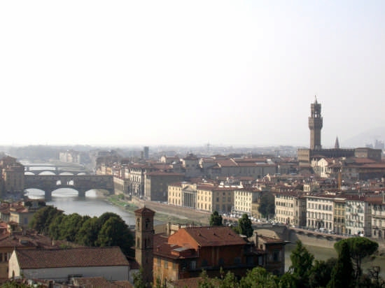 Firenze - Ponte Vecchio (2027 clic)