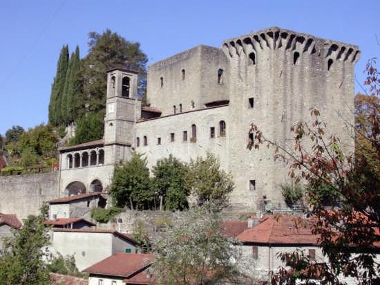 Il Castello della Verrucola - Fivizzano (3588 clic)