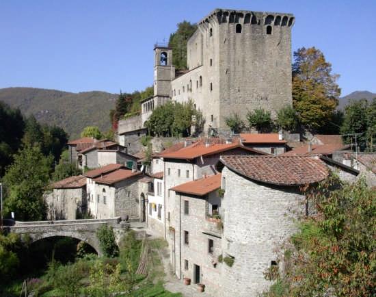 Il Castello della Verrucola - Fivizzano (3471 clic)