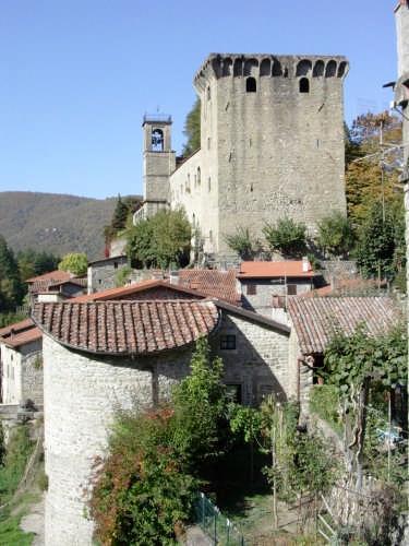 Il Castello della Verrucola - Fivizzano (3587 clic)
