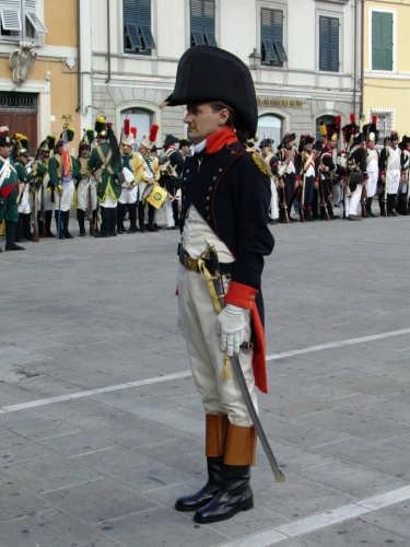 I Generali - Napoleon Festival - Sarzana (2362 clic)