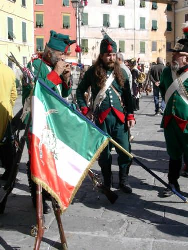 Le Truppe - Napoleon Festival - Sarzana (2667 clic)