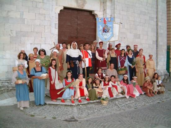 Il Palio di Sarzana il Quartiere di Sarzanello - Sarzana (3257 clic)
