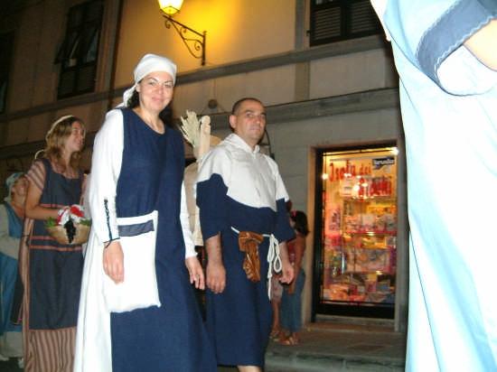 Palio di Sarzana - La Sfilata - Figuranti (2640 clic)