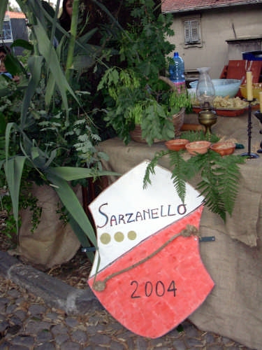 Palio di Sarzana - I Banchetti (2452 clic)
