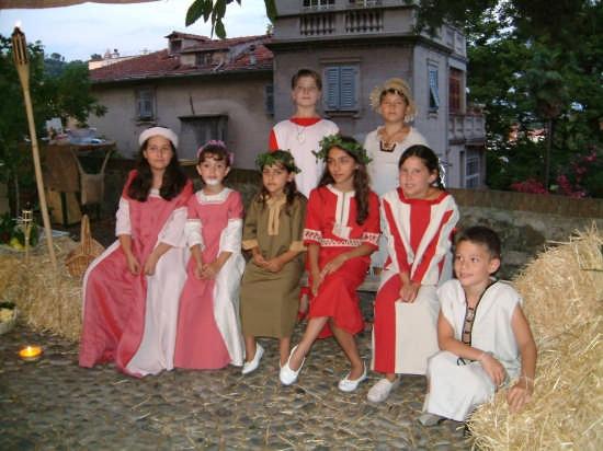 Palio di Sarzana - I Bimbi di Sarzanello (2687 clic)