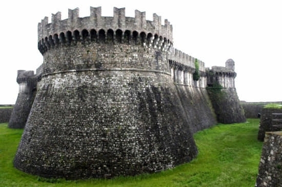 Fortezza Sarzanello - Sarzana (3125 clic)