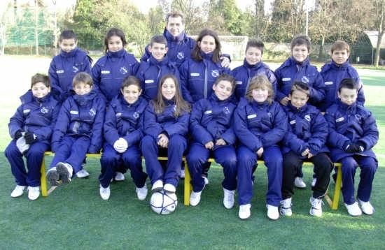 Cristoni - San Lazzaro - Pulcini 1998 - Sarzana (4251 clic)
