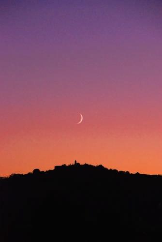Mezzaluna su Monte Giove - Fano (3819 clic)