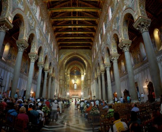 Cattedrale di Monreale (5326 clic)