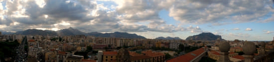 Strada per Mondello - Palermo (2820 clic)