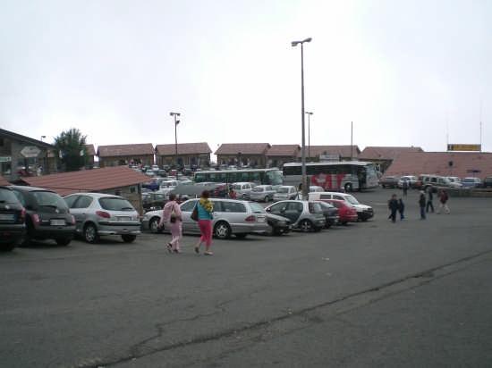 rifugio Sapienza  - Etna (2133 clic)