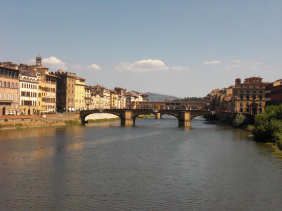 Ponte vecchio - Firenze (2182 clic)