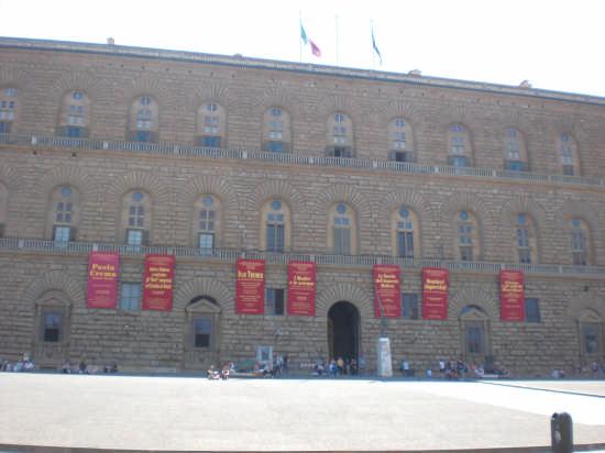 Piazza Pitti. - Firenze (2091 clic)