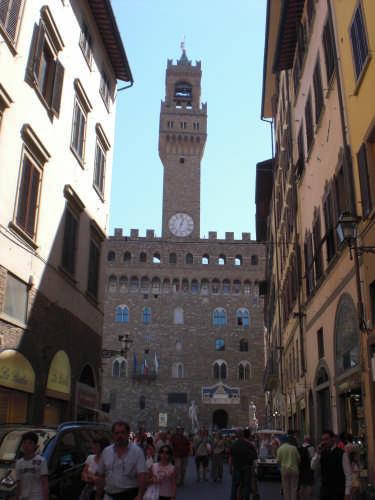 PALAZZO VECCHIO - Firenze (2181 clic)