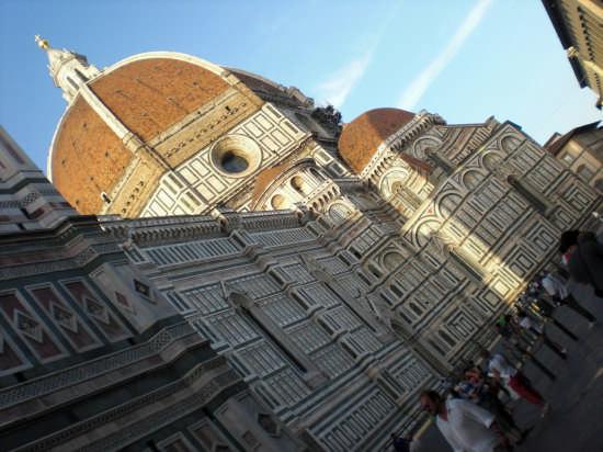 Duomo di Firenze. (3489 clic)