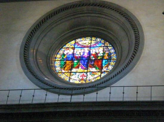 Basilica di Santo Spirito - Firenze (2382 clic)