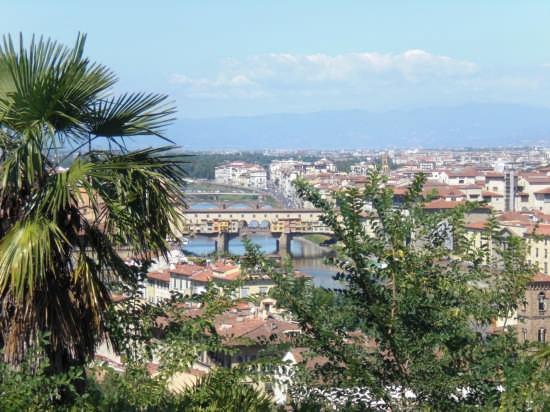 Ponte vecchio - Firenze (3377 clic)