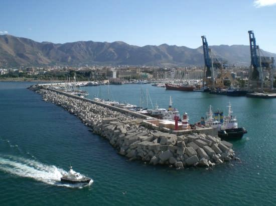 il porto.... - Palermo (4333 clic)