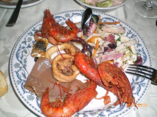 antipasto di mare... - Palermo (9010 clic)