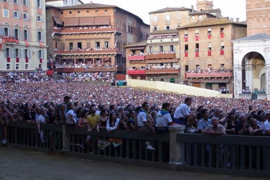 piazza del campo - Siena (2996 clic)
