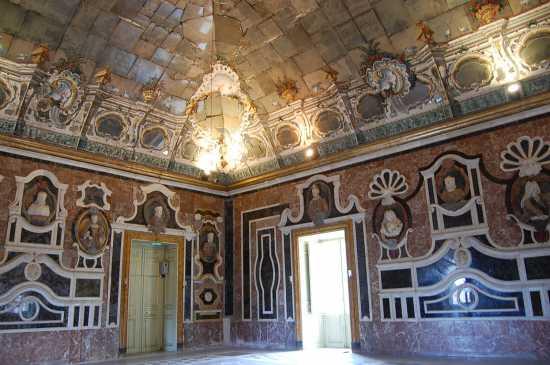 villa Palagonia - Sala degli Specchi - Bagheria (5188 clic)
