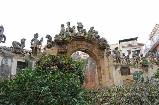 villa Palagonia -  - Bagheria (5367 clic)