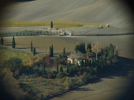 panorama da montepulciano (3669 clic)
