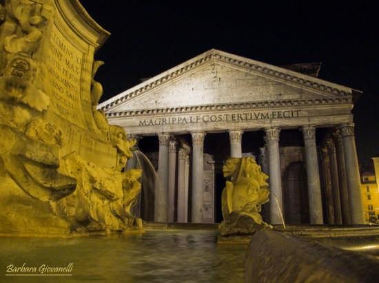 Pantheon - ROMA - inserita il 09-Feb-09