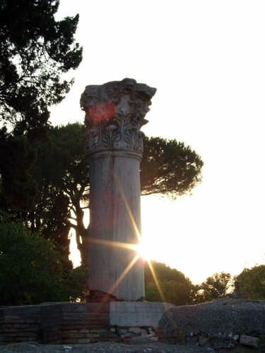 Scavi Ostia antica - Roma (1574 clic)
