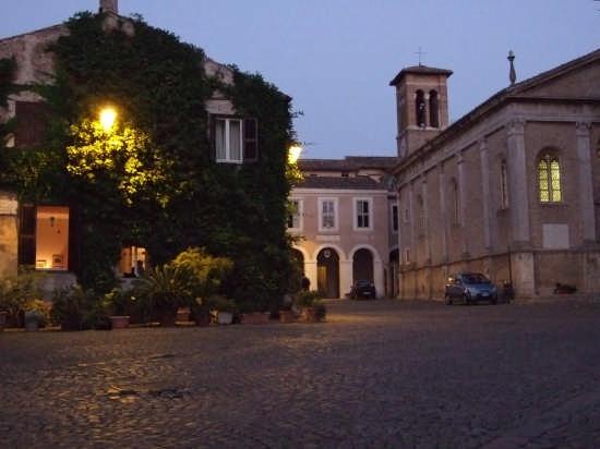 Borgo di Ostia antica - Roma (5169 clic)