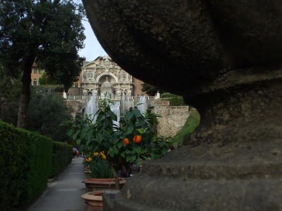 parco di villa d'este - Tivoli (3080 clic)