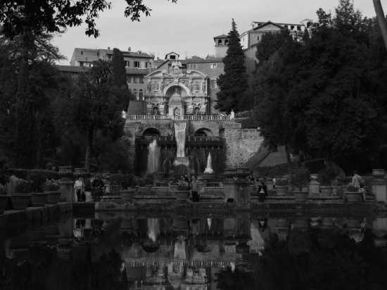 parco di villa d'este - Tivoli (2331 clic)