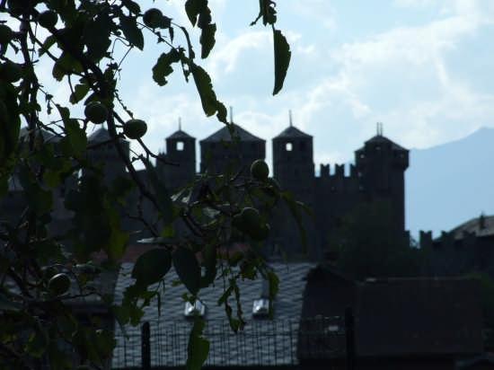 Castello di Fenis (3073 clic)