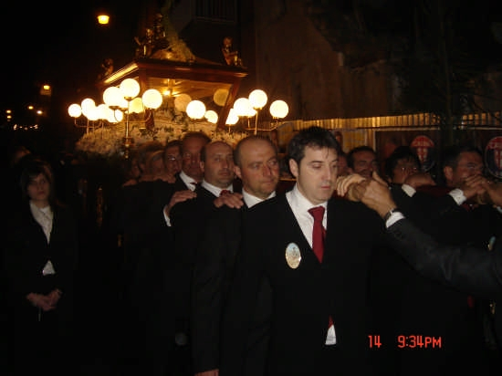 Processione Venerdì Santo a Borgetto (5120 clic)