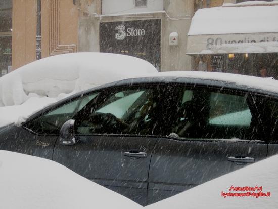 Oceano di neve - Chieti (2683 clic)