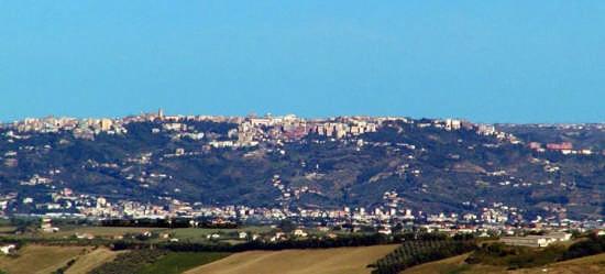 Panorama - Chieti (2387 clic)