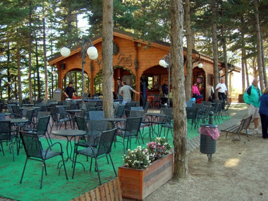Bar nella pineta - Guardiagrele (2509 clic)