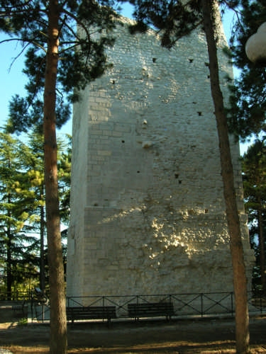 Torre Longobarda - Guardiagrele (4080 clic)