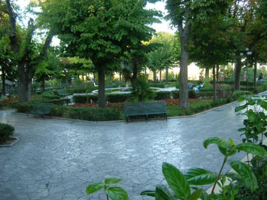 Villa Comunale - Guardiagrele (4888 clic)