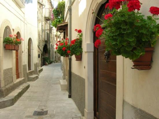 Centro storico - Pacentro (2410 clic)