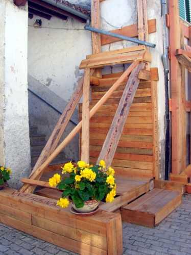 Ricostruzione post terremoto - PEDICCIANO - inserita il 14-Oct-09