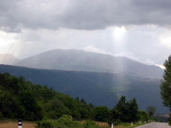 Monte Sirente - Pedicciano (2221 clic)