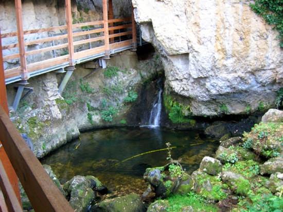 Ingresso grotte di Stiffe (3703 clic)