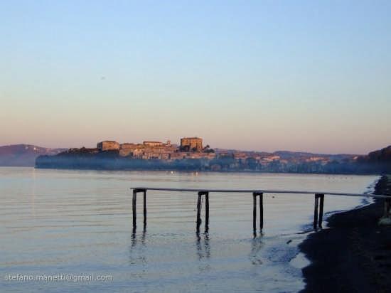 Nebbia - Capodimonte (3418 clic)