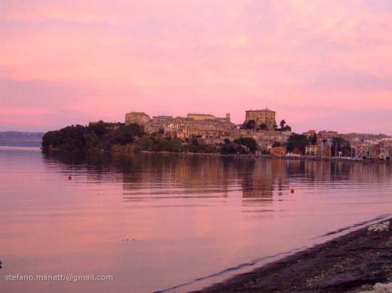 Un tramonto rose' - Capodimonte (4495 clic)