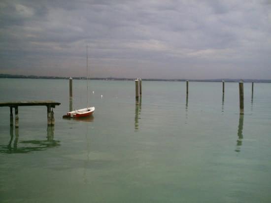 il lago - GARDA - inserita il 22-Oct-07