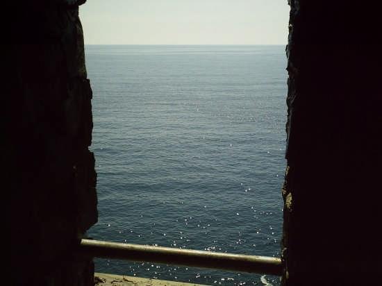scorcio ligure - Riomaggiore (2964 clic)